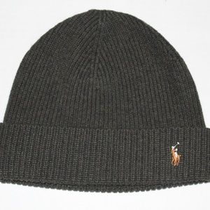 4b3e9af2301 Polo by Ralph Lauren Accessories - Polo Ralph Lauren Men s Skull Cap Beanie  Olive NWT